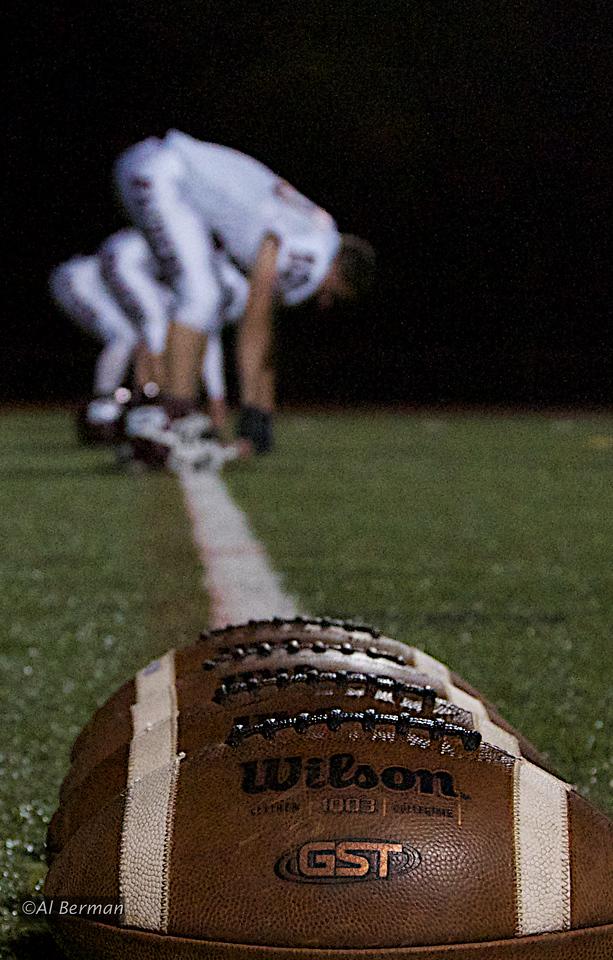 Scarsdale High School Varsity football vs White Plains in DeMatteo Bowl 2011