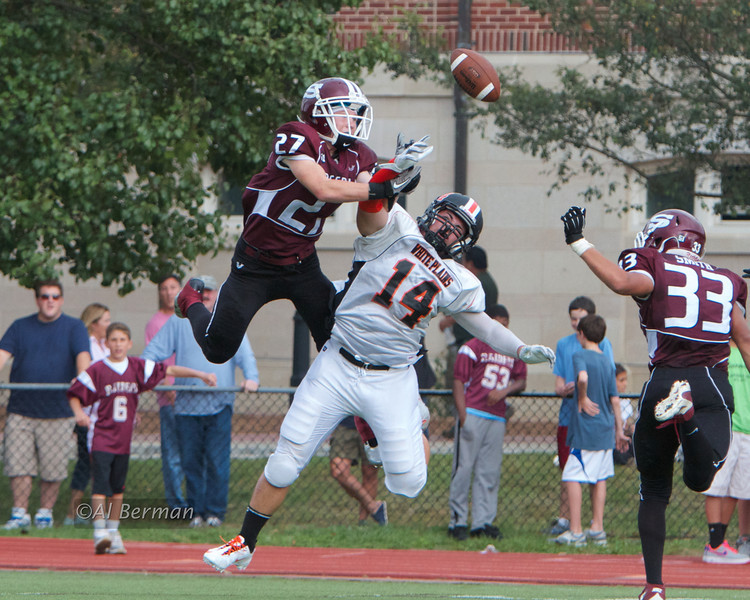 Scarsdale High School defeats White Plains in overtime.
