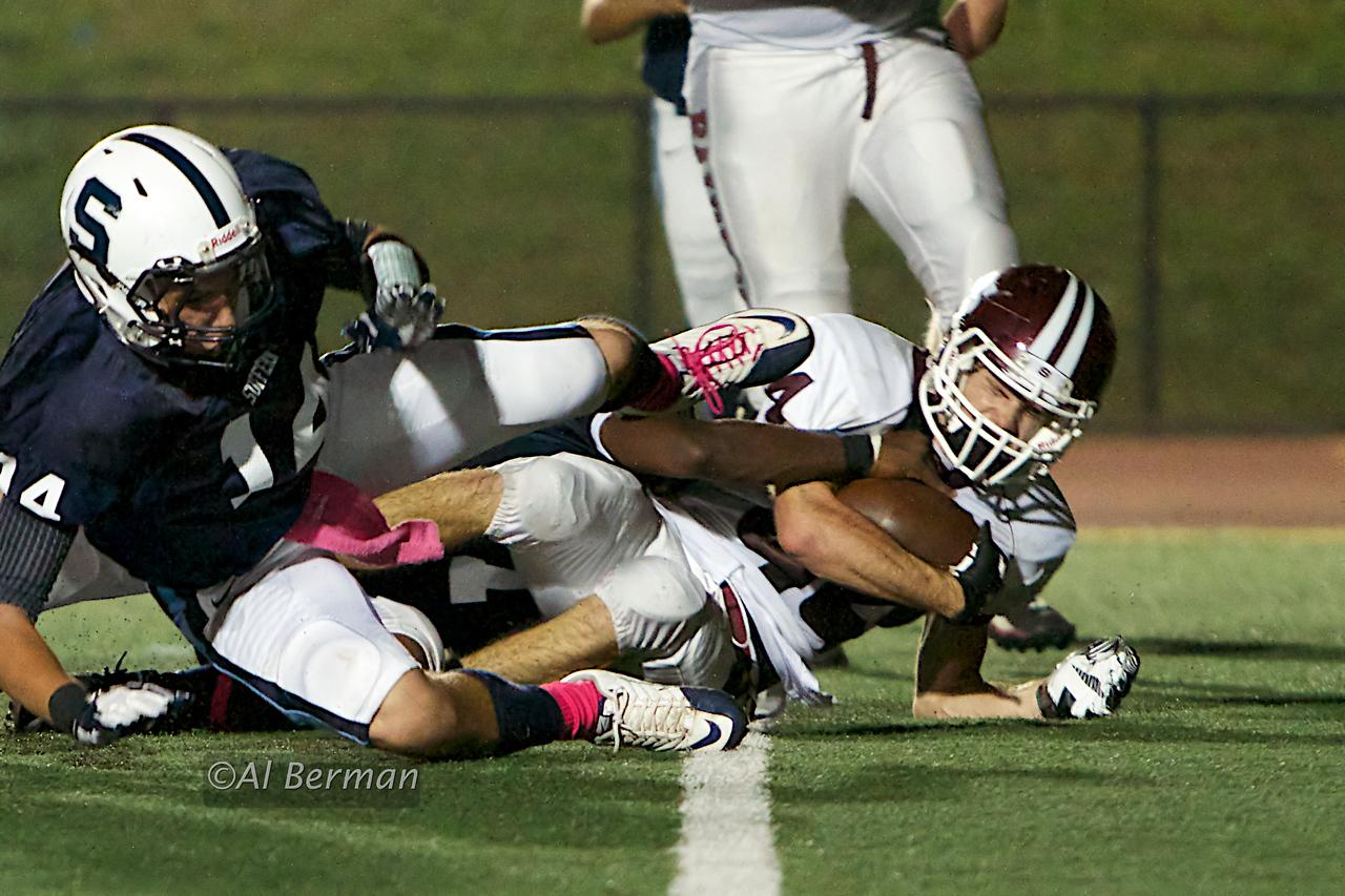 Eric Berman touchdown