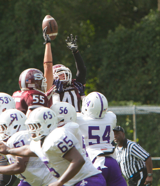 Scarsdale High School beats New Rochelle 9/21/13