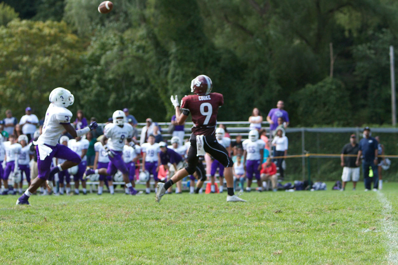 Scarsdale High School beats New Rochelle 9/21/13