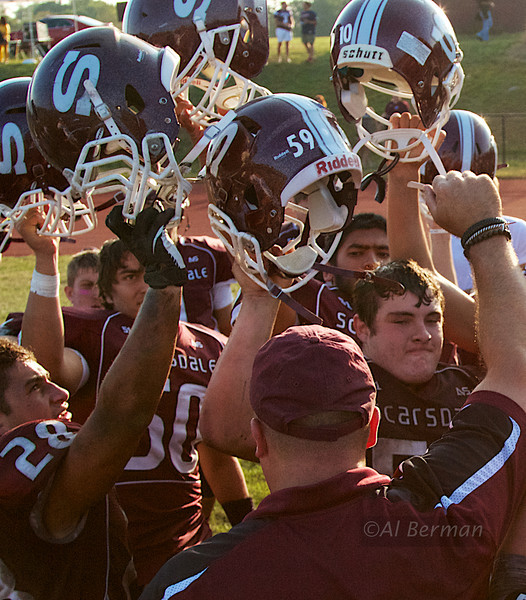Scarsdale defeats Mt. Vernon 10/5/13