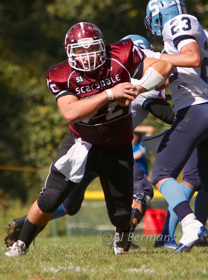 Scarsdale High School beats Suffern 9/28/13