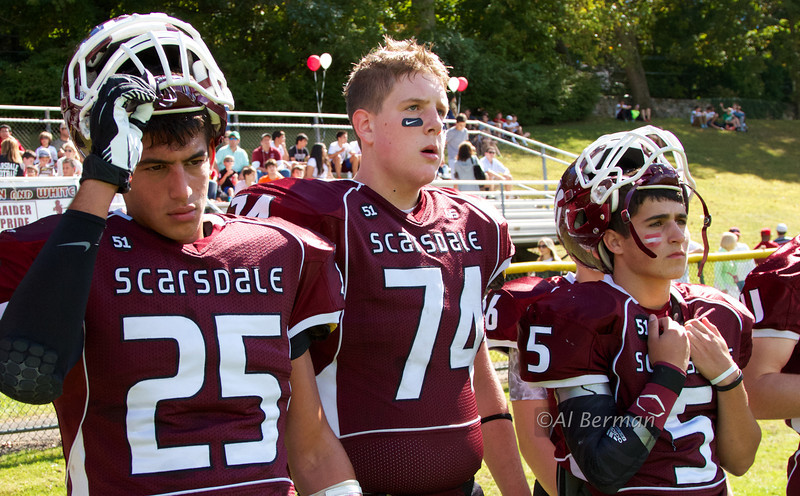 Scarsdale High School beats Suffern 9/28/13