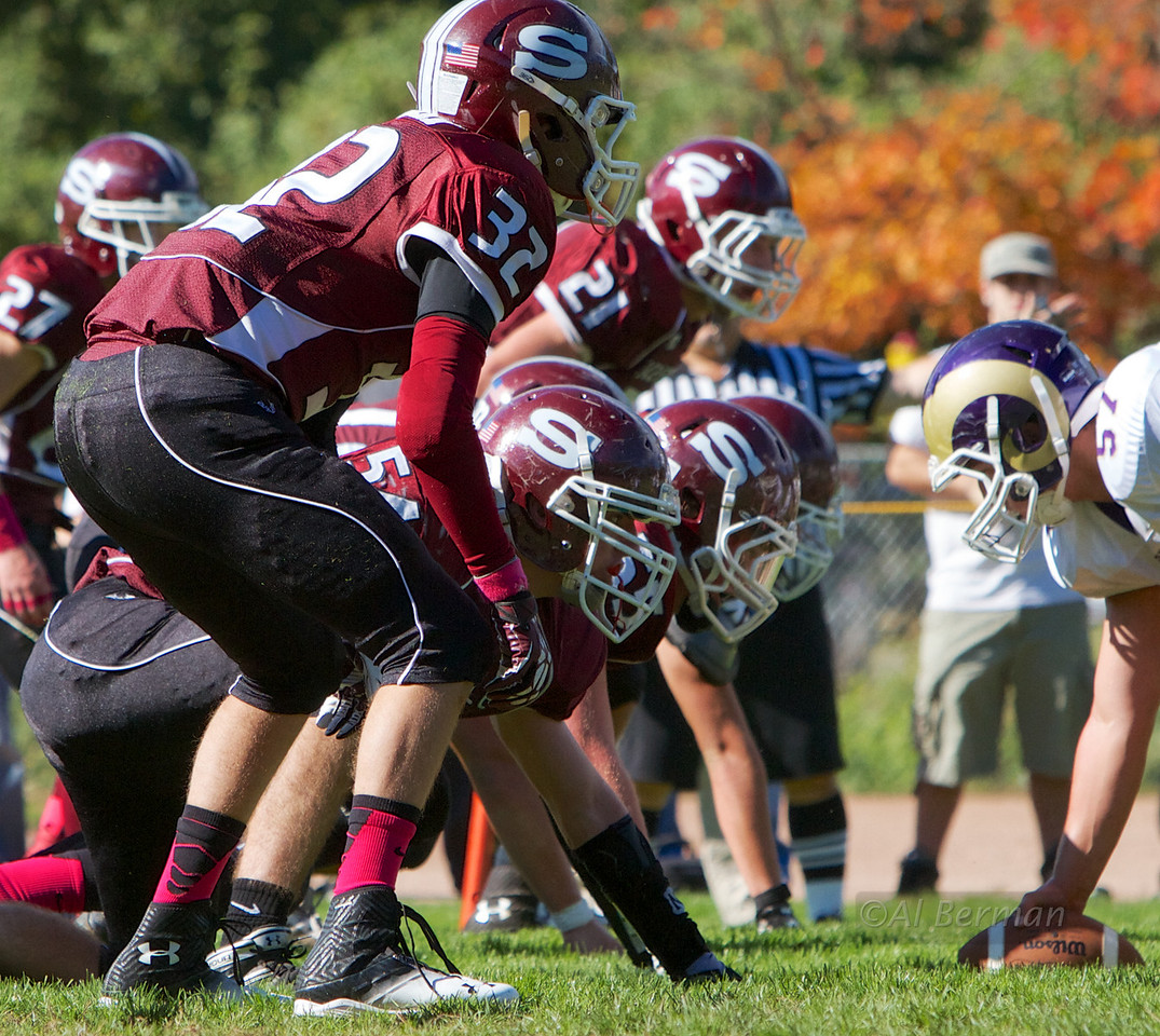 Scarsdale defeats Clarkstown North and moves on to the playoffs
