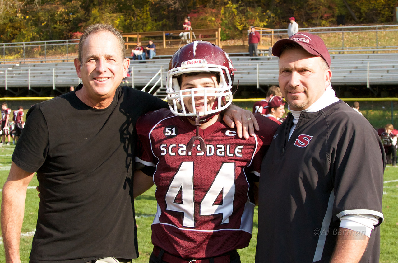 Scarsdale vs Ramapo -DeMatteo Bowl 2013
