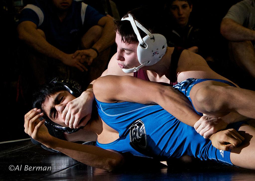 Scarsdale High School wrestling in Edgemont tournament