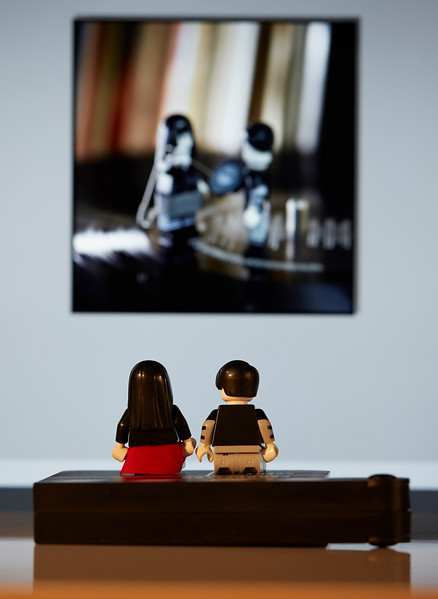 A date in the gallery..