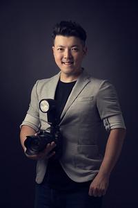 商業攝影師鍾亦倫(阿倫)