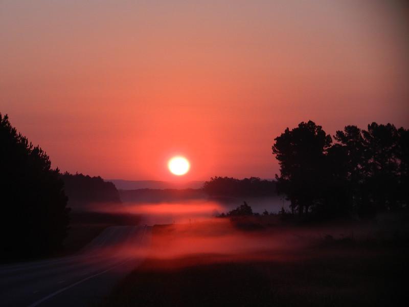 Tullahoma Sunrise