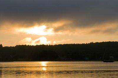 Kennebec Sunset