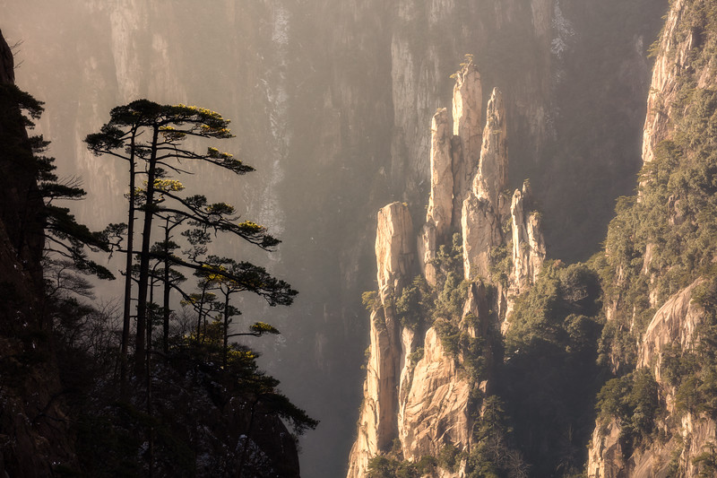 Fingers of Huangshan