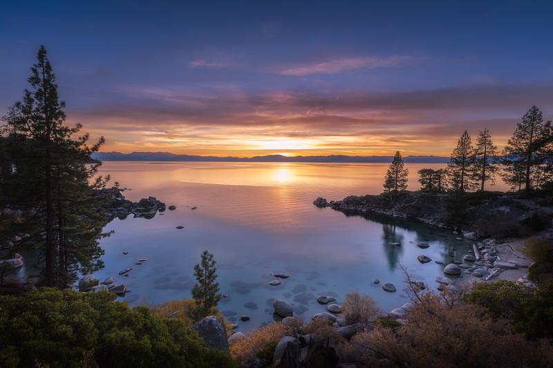 Secret Sunset