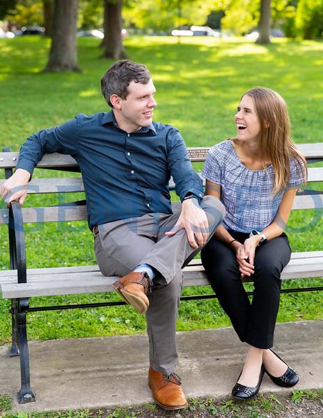 Alex and Liz Chichester