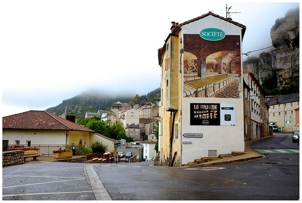 Roquefort-sur-Soulzon, France