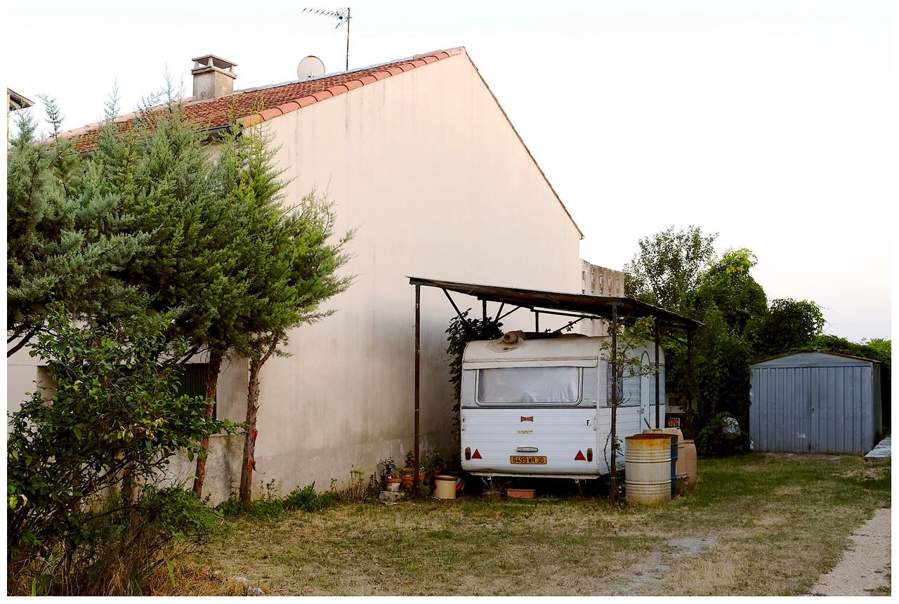Saint- Hilaire-de-Brethmas, Ales, Southern  France
