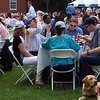 The picnic on Cannan Green following Law Commencement.