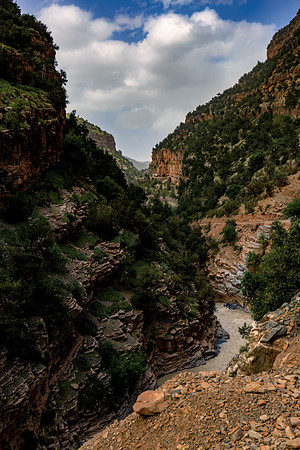 Gorges Of Assif Melloul