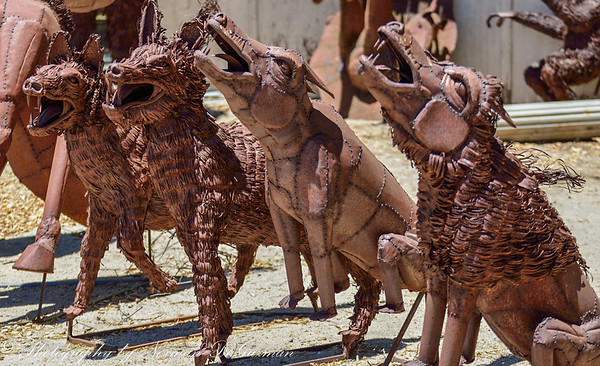 Ricardo Brecada Sculpture