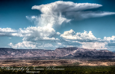 Chemehuevi Mountains