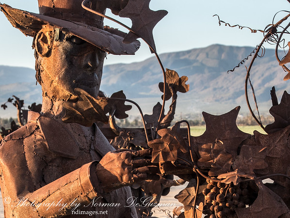 Borrego Springs Sculptures by Ricardo Breceda