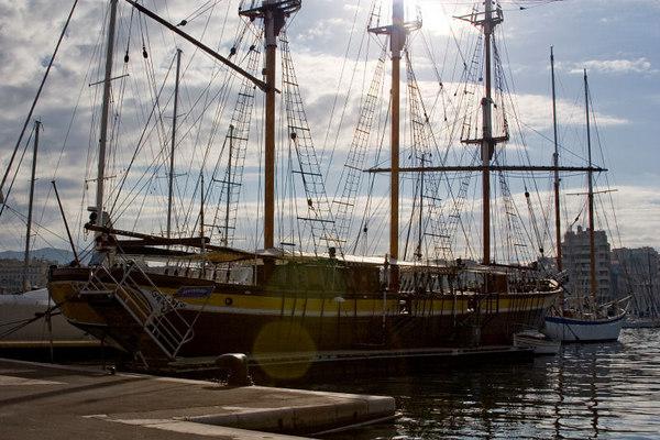 Marseilles - The Vieux Port