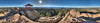 360 deg HDR panorama at Devil's Head Lookout station. Here you can actually see the station.