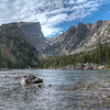 More from Dream Lake.