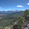 Just look at that view! From Many Parks Curve Overlook.