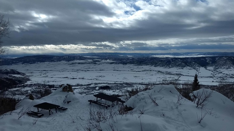 02 From Steamboat Ski Area
