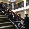 50 Frear's department store's orginal staircase and atrium