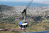 Taken from one of tram cars of second car on way up Table Mountain