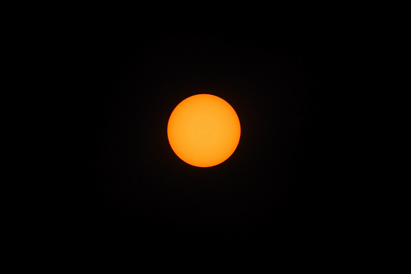 Sun Eclipse on 2009-07-22 (1051 hours)