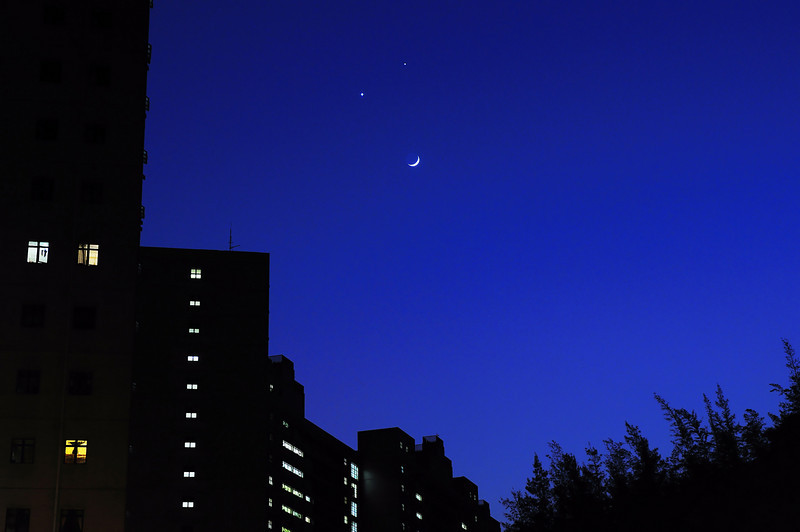 The Smiling Sky - 2008-12-01
