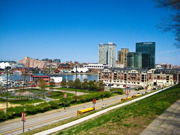 Baltimore's Inner Harbour