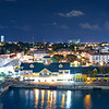 Nassau Bahamas at night