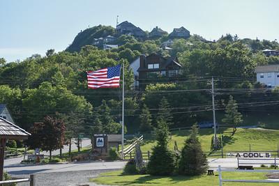 Blue Ridge Parkway, NC Mountain Experience