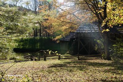 Blue Ridge Parkway - Fall 2018