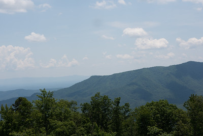 Blue Ridge Parkway, NC Mountain Experience
