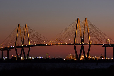 Fred Hartman bridge Baytown, Tx