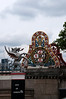 Blackfriars Bridge boundary dragon