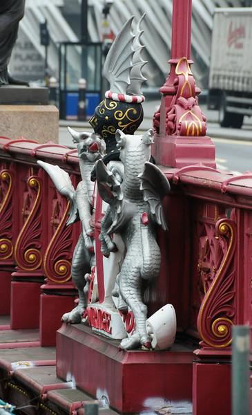 Holborn Viaduct dragon