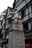 High Holborn boundary dragon
