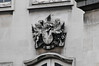 City of London coat of arms near Smithfield