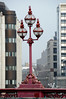 Holborn Viaduct lamp post dragons
