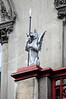 Dragon above Holborn Viaduct