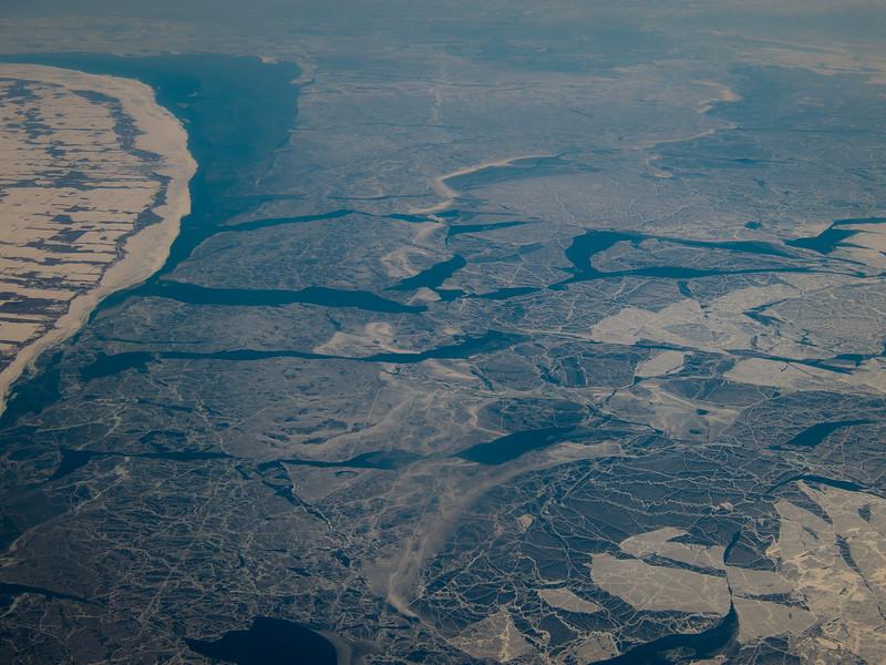 LakeMichiganIceAerialView09