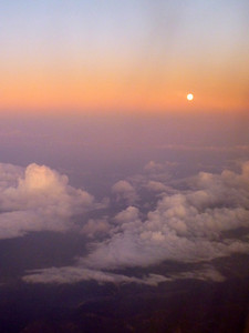 AirplaneMoonrise