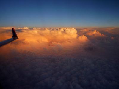 AirplaneSunset36