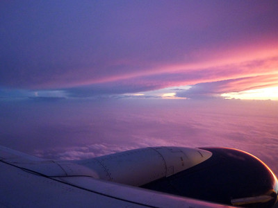 AirplaneSunset38